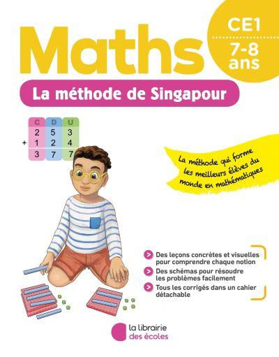 METHODE DE SINGAPOUR  -  MATHS  -  CE1 (EDITION 2020)