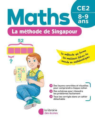 METHODE DE SINGAPOUR  -  MATHS  -  CE2 (EDITION 2020) KRITTER CHANTAL ECOLES PARIS