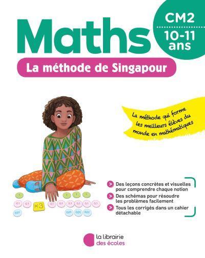 METHODE DE SINGAPOUR  -  MATHS  -  CM2 (EDITION 2020) KRITTER CHANTAL ECOLES PARIS