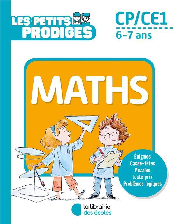 LES PETITS PRODIGES  -  MATHS  -  CPCE1 ICHELMANN, THIERRY ECOLES PARIS