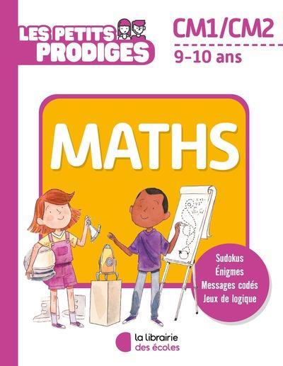 LES PETITS PRODIGES  -  MATHS  -  CM1 RITTAUD, BENOIT ECOLES PARIS