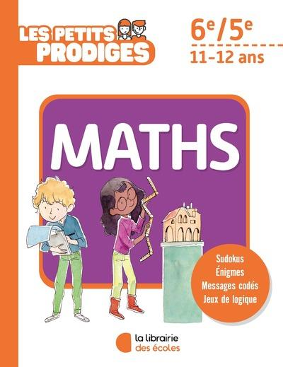 LES PETITS PRODIGES  -  MATHS  -  6E HOUKARI, MOHAMED ECOLES PARIS