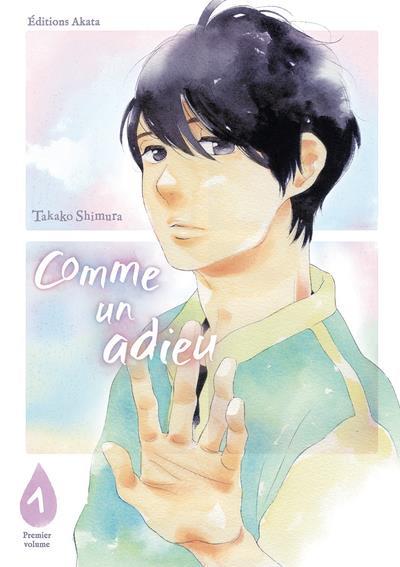 ADIEU MON ENFANCE - COMME UN ADIEU - TOME 1 - VOL01