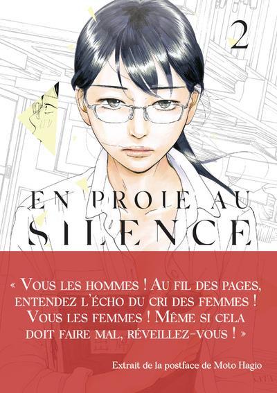EN PROIE AU SILENCE T.2