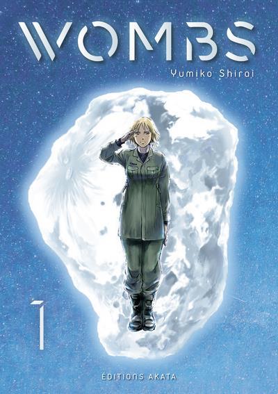 WOMBS T.1 SHIRAI, YUMIKO AKATA