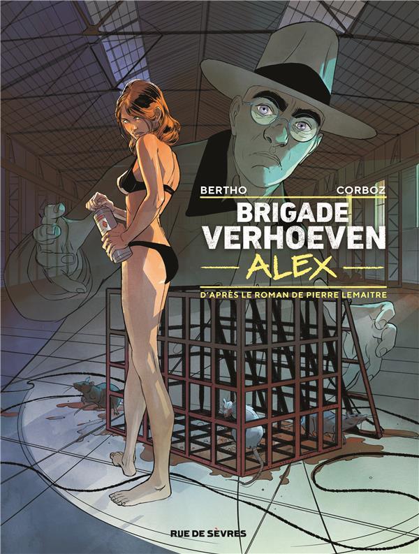 BRIGADE VERHOEVEN T.3  -  ALEX