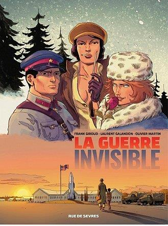 LA GUERRE INVISIBLE T.2  -  LE COMITE