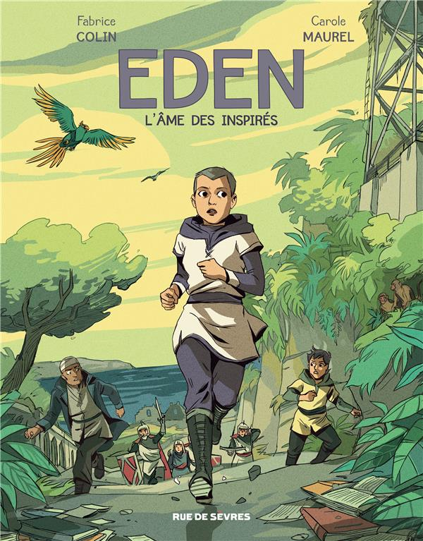 EDEN - L-AME DES INSPIRES - TO MAUREL CAROLE / COLI RUE DE SEVRES