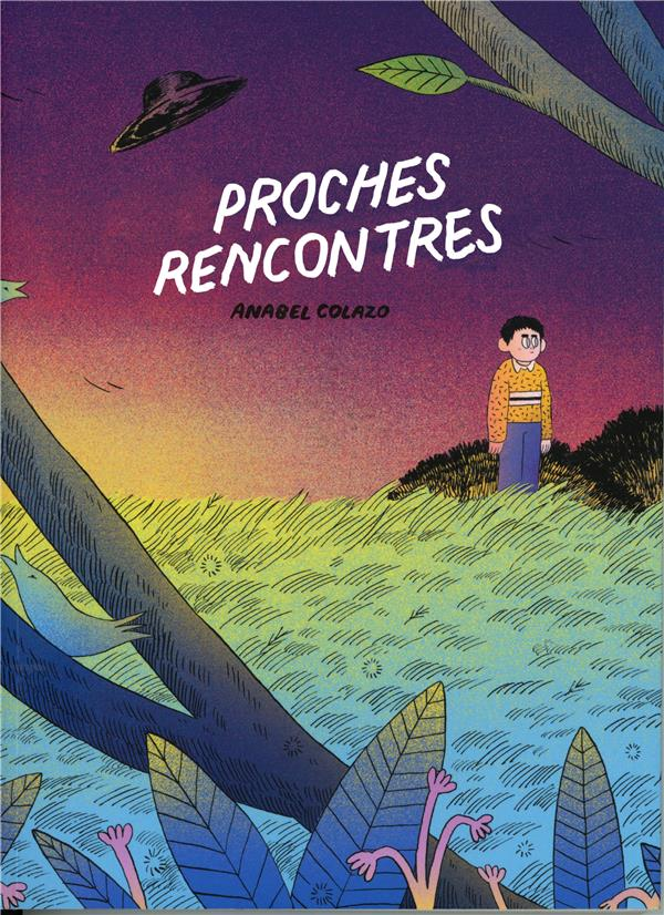 PROCHES RENCONTRES COLAZO ANABEL CA ET LA