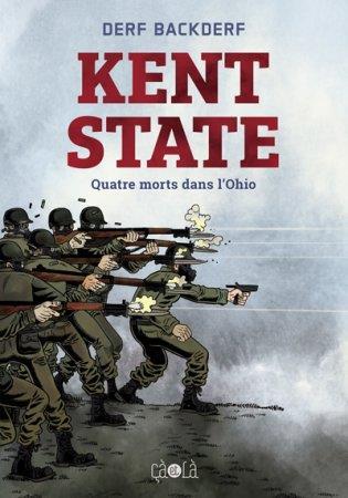KENT STATE     QUATRE MORTS DANS L'OHIO