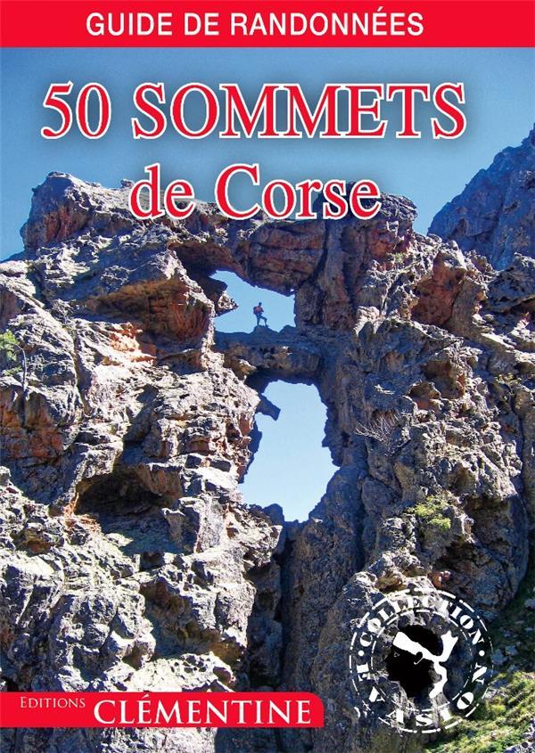 50 SOMMETS DE CORSE