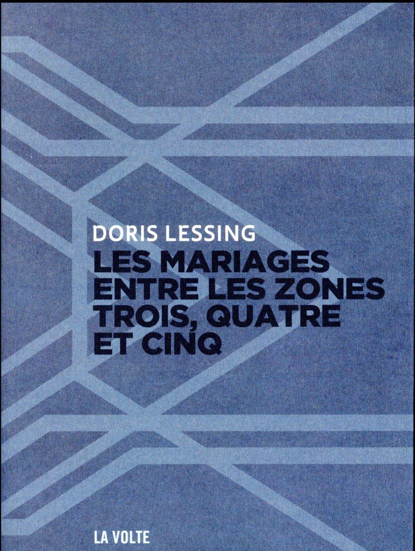 LES MARIAGES ENTRE LES ZONES TROIS QUATRE ET CINQ