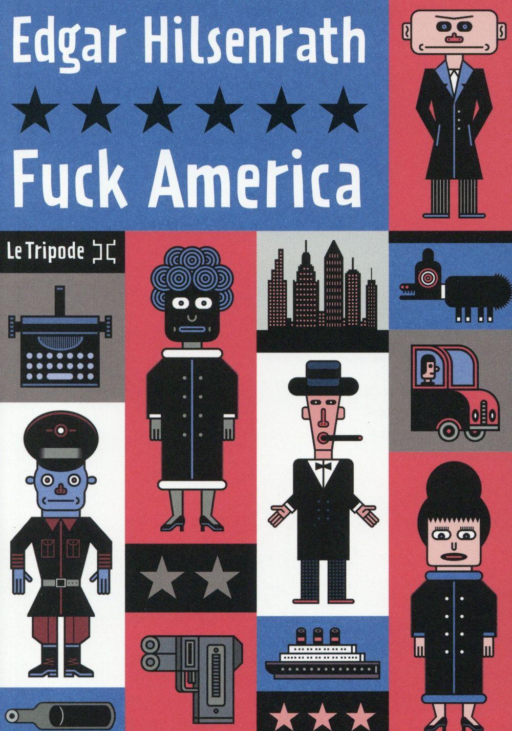 FUCK AMERICA (NE)