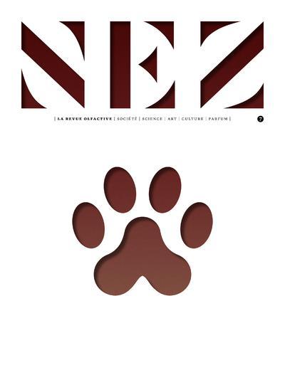 NEZ - NUMERO 7 LA REVUE OLFACTIVE - VOL07
