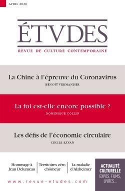 REVUE ETUDES N.4270  -  AVRIL 2020