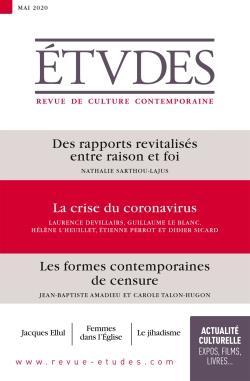 REVUE ETUDES N.4271  -  MAI 2020