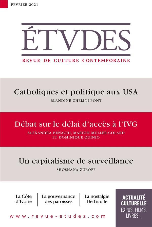 ETUDES 4279 - 02-21