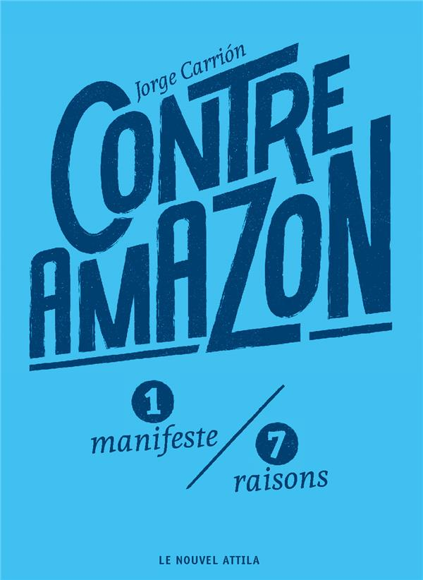 CARRION JORGE - CONTRE AMAZON