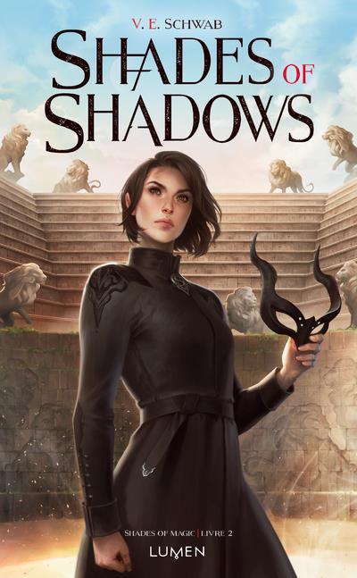 SHADES OF SHADOWS SHADES OF MAGIC TOME 2