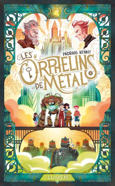 LES ORPHELINS DE METAL