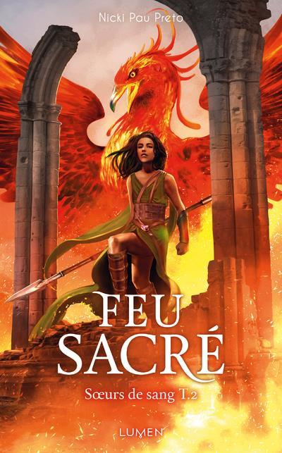SOEURS DE SANG T.2  -  FEU SACRE