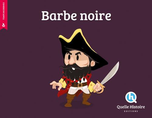 BARBE NOIRE Crété Patricia Quelle histoire
