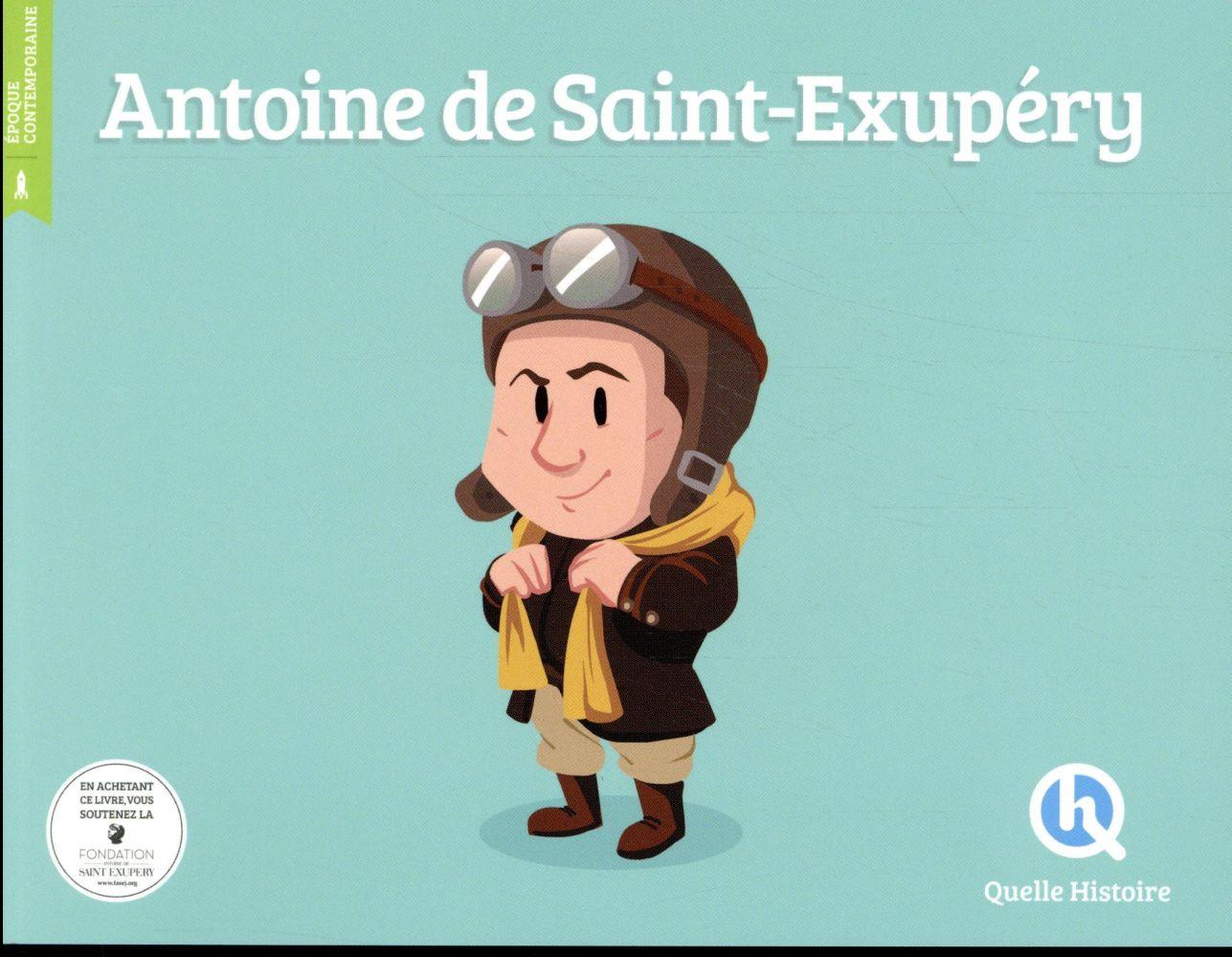 ANTOINE DE SAINT-EXUPERY V.BARON CLEMENTINE QUELLE HISTOIRE