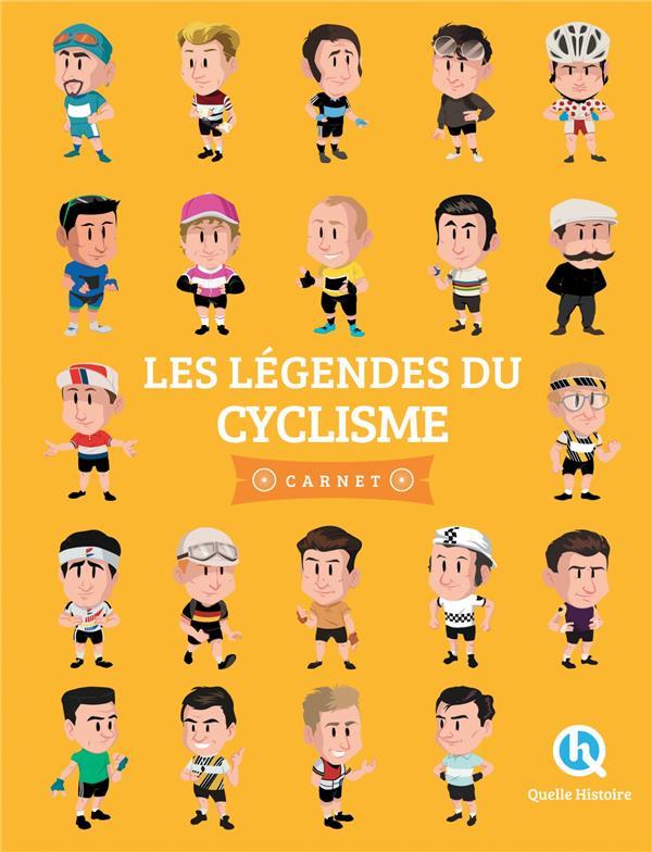 LES LEGENDES DU CYCLISME CRETE PATRICIA QUELLE HISTOIRE