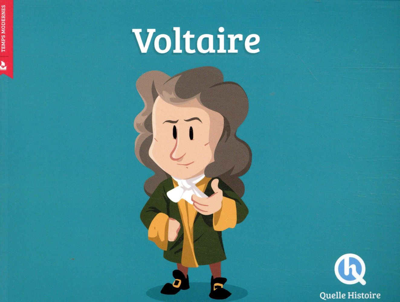 VOLTAIRE L-HOER CLAIRE QUELLE HISTOIRE