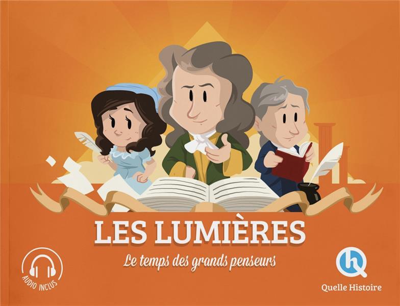 LE SIECLE DES LUMIERES V. BARON CLEMENTINE QUELLE HISTOIRE