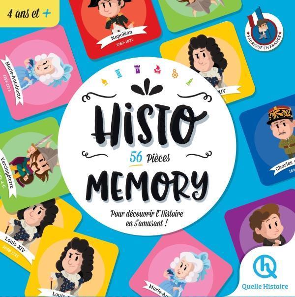 HISTO MEMORY XXX NC