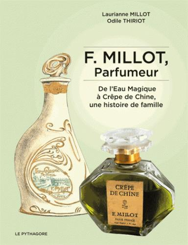 F. MILLOT, PARFUMEUR  LE PYTHAGORE
