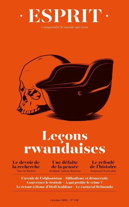 ESPRIT - LECONS RWANDAISES - OCTOBRE 2021