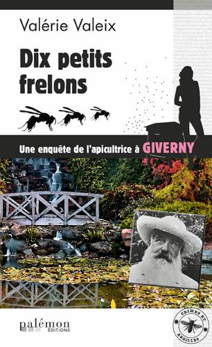 AUDREY L'APICULTRICE - N 5 - DIX PETITS FRELONS