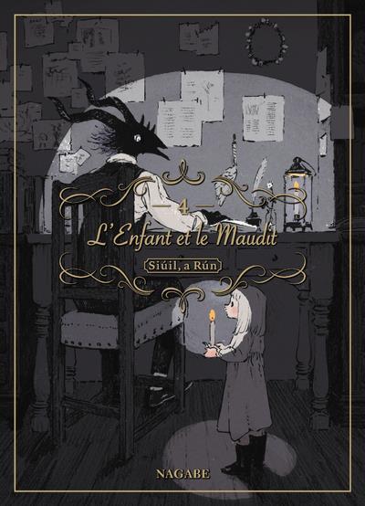 L'ENFANT ET LE MAUDIT - TOME 4 - 04  KOMIKKU