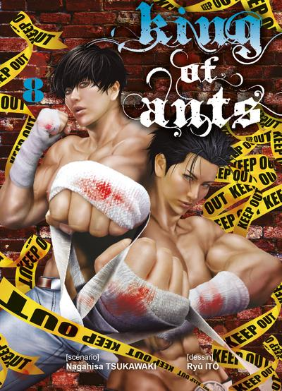 KING OF ANTS T08 - VOL08