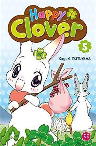 HAPPY CLOVER TOME 5 Tatsuyama Sayuri Nobi Nobi