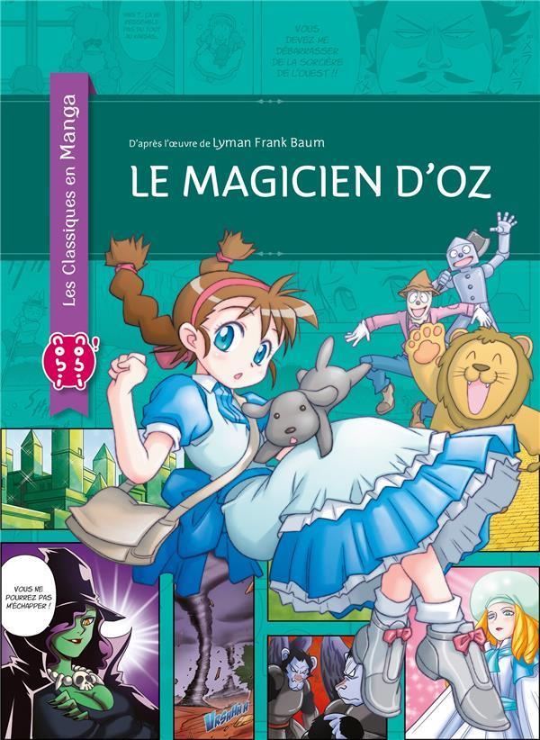 LE MAGICIEN D'OZ Tomii Otsuka Nobi Nobi