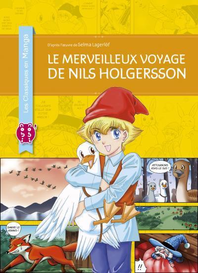 LE MERVEILLEUX VOYAGE DE NILS HOLGERSSON Ichikawa Nori Nobi Nobi