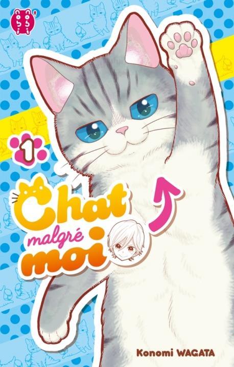 Chat malgré moi Vol.1 Wagata Konomi Nobi Nobi