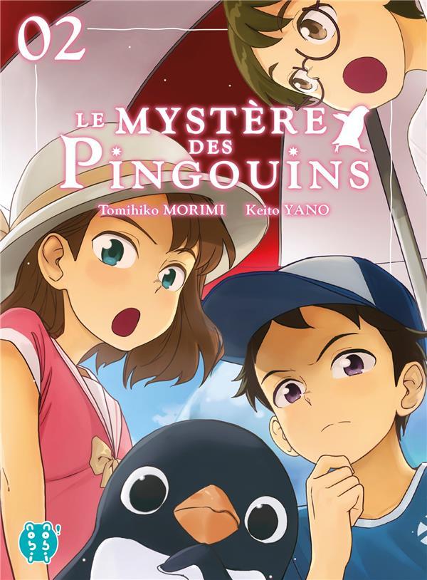 PENGUIN HIGHWAY - LE MYSTERE DES PINGOUINS T02  NOBI NOBI