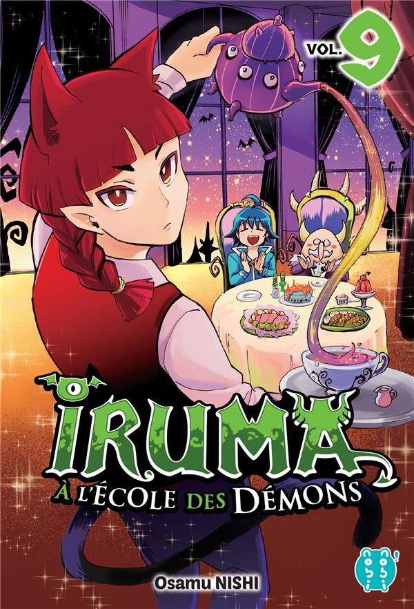 IRUMA A L'ECOLE DES DEMONS T09 NISHI, OSAMU NOBI NOBI
