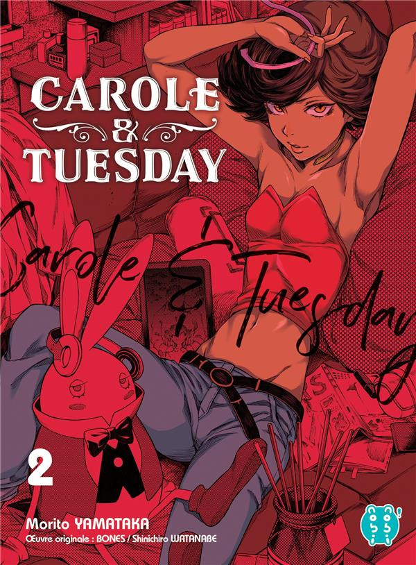 CAROLE et TUESDAY T.2