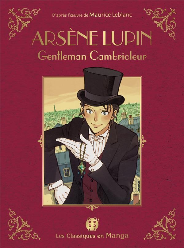 ARSENE LUPIN, GENTLEMAN CAMBRIOLEUR