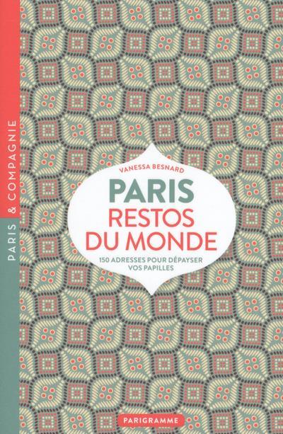 - PARIS RESTOS DU MONDE