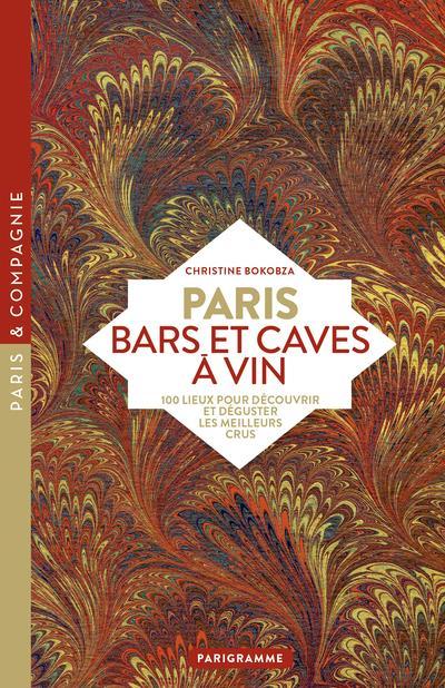 - PARIS BARS ET CAVES A VIN