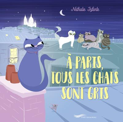 - A PARIS TOUS LES CHATS SONT GRIS