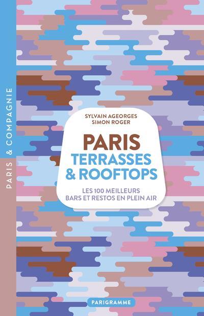 PARIS TERRASSES et ROOFTOPS