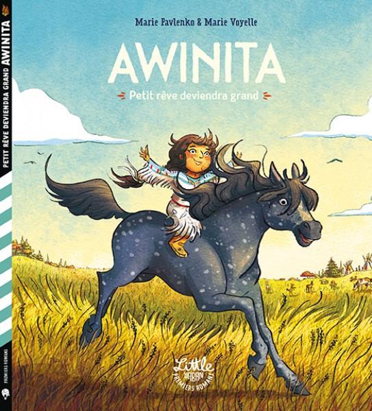 AWINITA  -  PETIT REVE DEVIENDRA GRAND PAVLENKO MARIE LITTLE URBAN