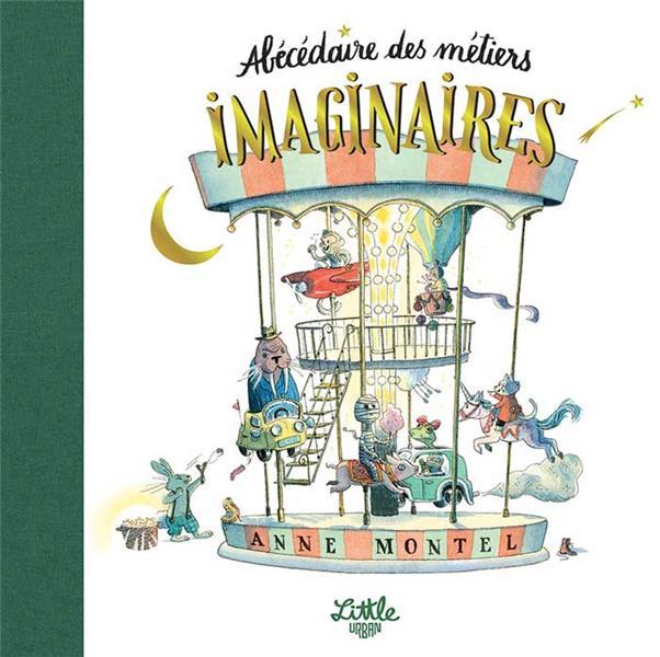 L'ABECEDAIRE DES METIERS IMAGINAIRES